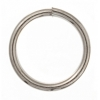 Split Rings 6mm Silver - 12pcs